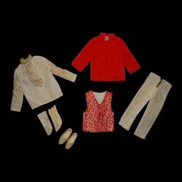 Vintage Ken Complete Guruvy Formal Outfit