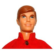 Vintage 1st Issue Talking Ken Doll Repaired to Talk