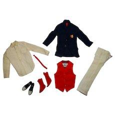 Vintage Ken Complete Victory Dance Outfit