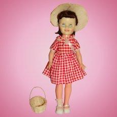 Vintage 1950s Make Room For Daddy Linda Williams Doll