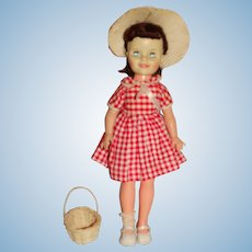 Vintage 1950s Make Room For Daddy Linda Williams Doll