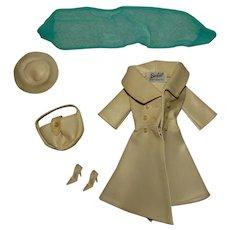Vintage Barbie Complete London Tour Outfit