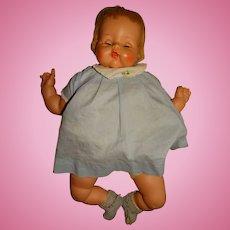 """Madame Alexander 1962 18"""" Kitten Doll w/Crier"""