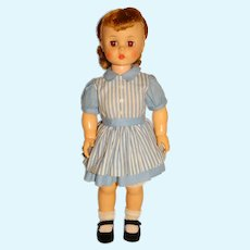 "Madame Alexander 1950s 15"" Kitty Doll"