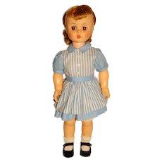 "Madame Alexander 1950s 15"" Kitty Doll"