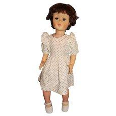 "Madame Alexander 1960s 30"" Mimi Doll"