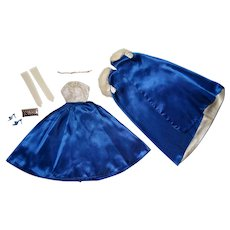 Vintage Barbie Complete Midnight Blue Outfit