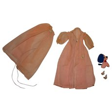 Vintage Barbie Complete Nightie Negligee Outfit