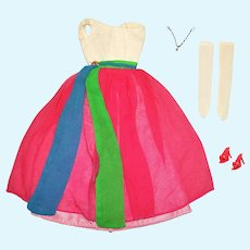 Vintage Barbie Complete Fraternity Dance Outfit One Owner