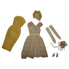 Vintage Barbie Complete Orange Blossom Outfit