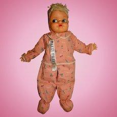 Ideal 1957 Patty Prays Doll w/Tag