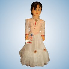 "Horsman 1960s 35"" Mary Poppins Doll"