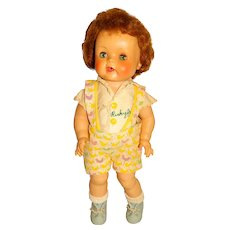"""American Character 1950s 17"""" Little Ricky Doll I Love Lucy"""