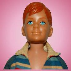 Vintage Redhead Straight Leg Ricky Doll