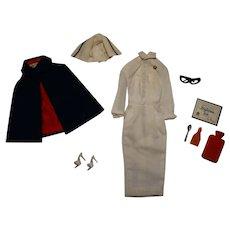 Vintage Barbie Complete Registered Nurse Outfit