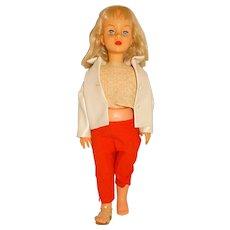 "Royal 1980 Blonde 22"" Doll"