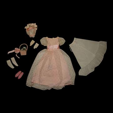 Vintage Skipper Complete Junior Bridesmaid Outfit