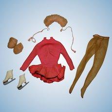 Vintage Barbie Complete Skater's Waltz Outfit