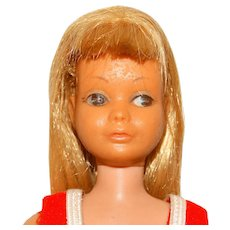 Vintage Blonde Japanese Exclusive Skipper Doll