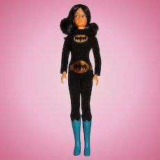 Ideal Vintage 1967 Captain Action Super Queens Batgirl Doll