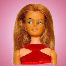 Ideal Vintage 1967 Captain Action Super Queens Mera Doll