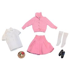 Vintage Skipper 99% Complete School Days Outfit