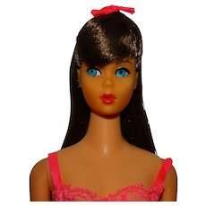Vintage Brunette Standard Barbie Doll