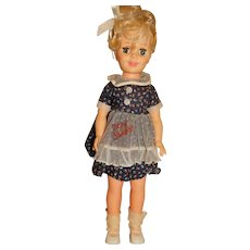 "Eegee 1960s 18"" Miss Sunbeam Bread Doll"