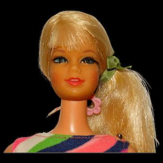 Vintage Barbie Blonde Talking Stacey Doll