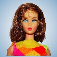 Vintage Auburn Marlo Flip Twist & Turn Barbie Doll