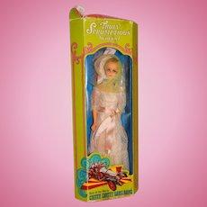 Vintage 1968 Chitty Chitty Bang Bang Standard Truly Scrumptious Doll w/Box