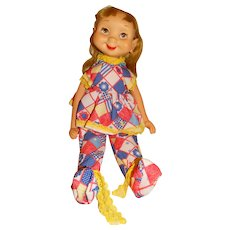 """American Character 1960s 22"""" Whimsies Doll"""