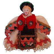 Carl Horn Doll in Regional Costume