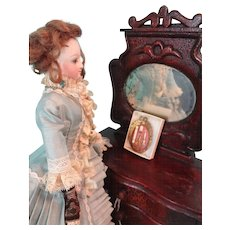 SALE French Fashion Tiny Necessaire Implements LAYAWAY AVAILABLE
