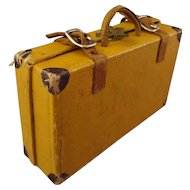 Suitcase Candy Container for Fashions in Large Scale