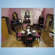 SALE Fabulous French Antique Room with Sunporch and Furnishings