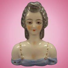 Dressil & Kister Double Faced Doll Head Shoulder Head