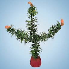 Small Feather Tree Flat for Doll House