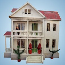 Pair of Miniature Berry Trees for Doll House