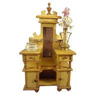 SALE  Doll House Dresser in Outstanding Detail