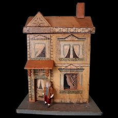 Wonderful Petite Bliss Doll House Furnished