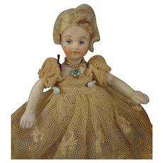 Gorgeous French Lilliputien in Original Costume