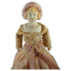"""6 3/4"""" Bonnet Head Doll"""
