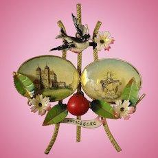 Lovely Miniature Souvenir Display