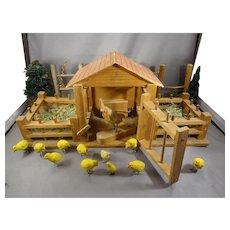 SALE German Chicken Coop