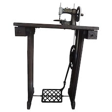 SALE Stitchwell Treadle Sewing Machine