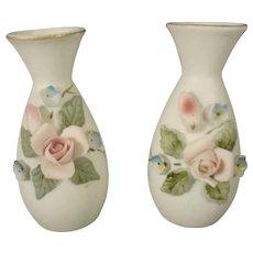 Pair of Miniature Vases