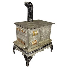 Doll House Metal Stove
