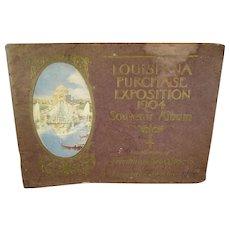 Louisiana Purchase Exposition Souvenir Album