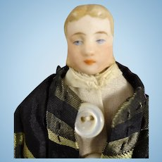 Doll House Man with Mutton-Chops